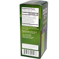 Ресвератрол, Pure Resveratrol, Genceutic Naturals, 500 мг, 60 капсул