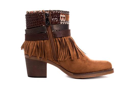 Ботинки женские Kylie kantri camel 37, фото 2