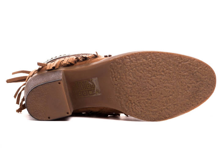 Ботинки женские Kylie kantri camel 37, фото 3