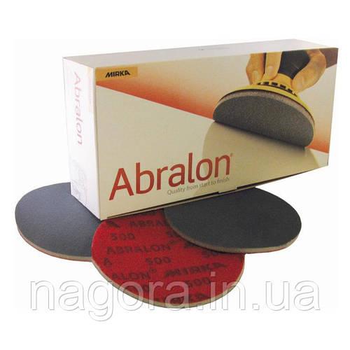 Шлифовальный материал на поролоновой основе Abralon 150 мм, P 4000 MIRKA