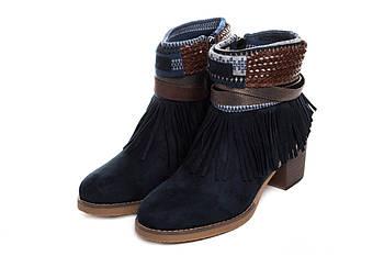 Ботинки женские Kylie kantri marino АКЦИЯ -30%