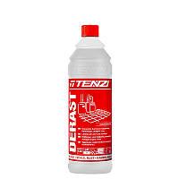 Концентрированный сильнокислотный препарат 1л  DERAST Tenzi
