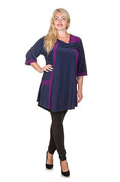 Блузы, рубашки, туники больших размеров