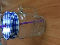 Чашки стеклянные