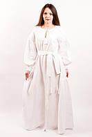 """Женское вышитое платье """"УКРАЇНСЬКА ТРАДИЦІЯ етно  размера от 42 до 56 в этническом стиле, вышитое гладью ,   купить , фото 1"""