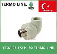 Угол 25 1/2 н  90 Termo Line