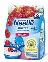 Молочная каша Nestle Рисовая с малиной и бифидобактериями, 230 г