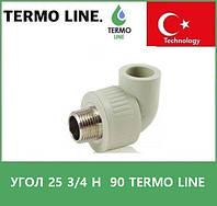 Угол 25 3/4 н  90 Termo Line