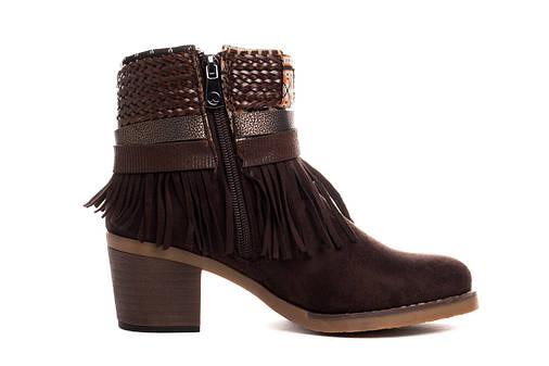 Ботинки женские Kylie kantri marron 36, фото 2