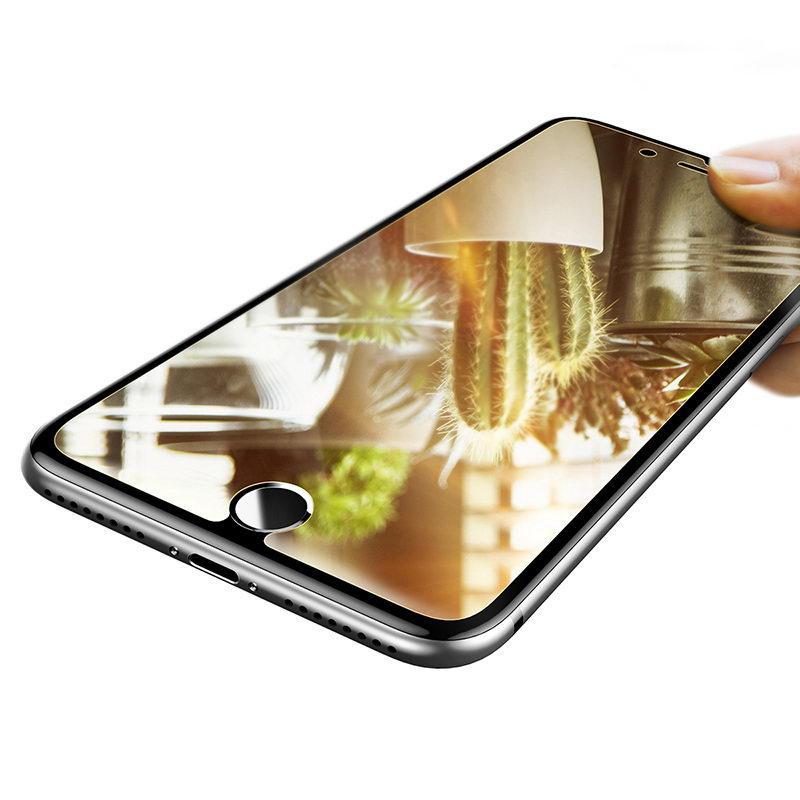 Защитное стекло для iPhone 7 Baseus Mirror