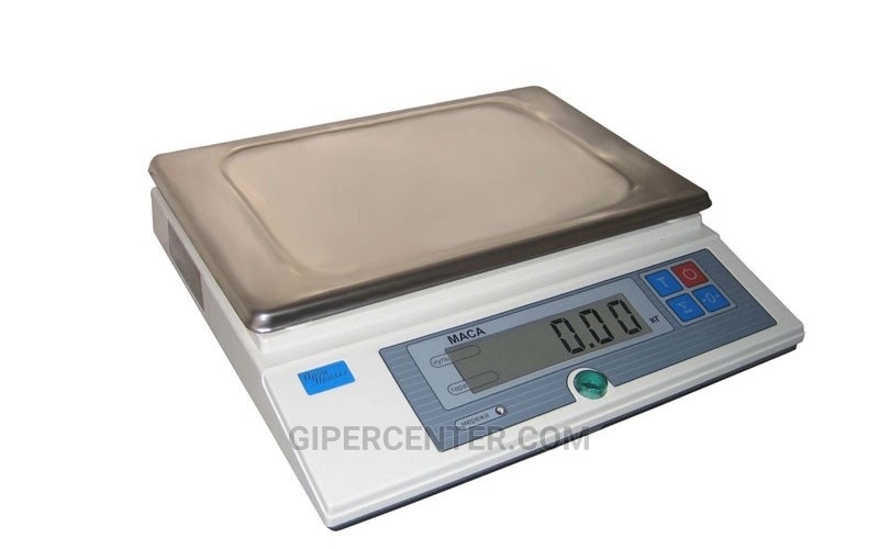 Весы фасовочные Промприбор ВТА-60/15-7-А до 15 кг, трехдиапазонные