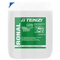 Концентрированный щелочной препарат для мытья сильно загрязнённых твёрдых напольных покрытий 5л RONAL Tenzi