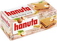 Вафли Hanuta 242 г. Германия!, фото 1
