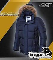 Стильная тёплая мужская куртка