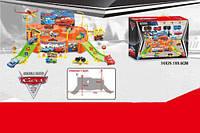 Игровой набор Паркинг с горками p4499 cars в коробке 34*25,1*8,6см