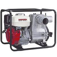 Мотопомпа для грязной воды Honda WT40XK2 DE (100 куб.м/час)
