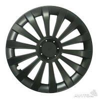 Колпаки колеса декоративные R 13 MEREDIAN BLACK