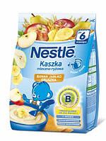 Молочная каша Nestle Рисовая с бананом, яблоком, грушей и бифидобактериями, 230 г