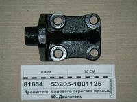 Кронштейн двигателя передний правый (пр-во Камаз)