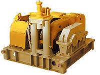 Лебедка шахтная ЛВ-44