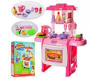 Кухня WD-A22 розовая