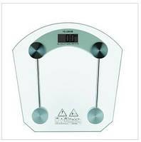 Электронные напольные весы Digital Scale 150кг квадрат 2003B