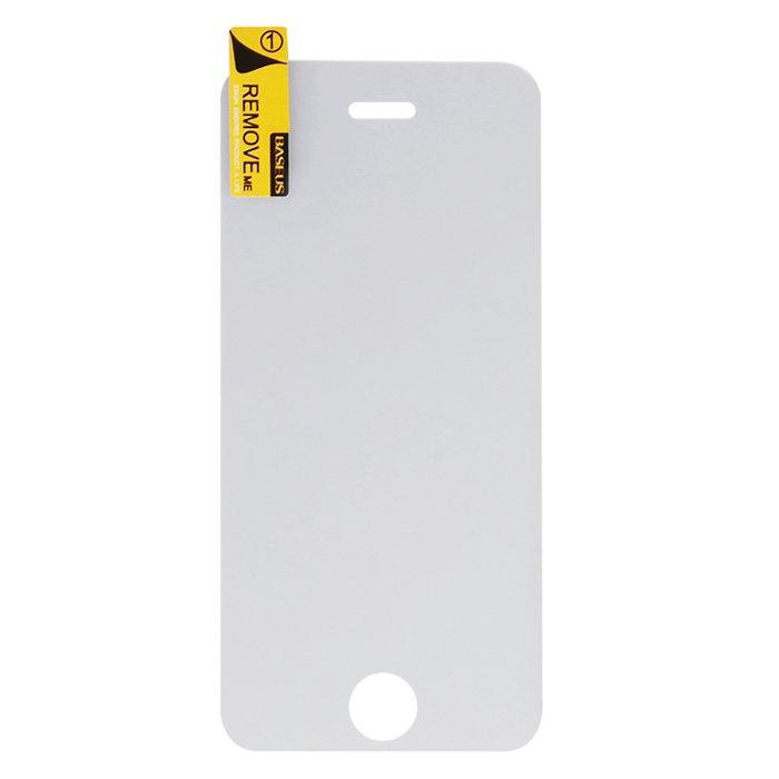 Защитное стекло для Apple iPhone 5/5S/5C - BASEUS Ultrathin 0.2mm глянцевое