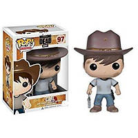 Funko POP! Телевидение: The Walking Dead Series 4 Carl Action Figure