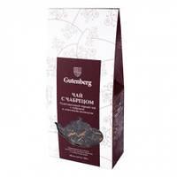 Чай  ТМ «Gutenberg» черный Чабрец, 100 г