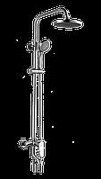 Душевая система Globus DS 0008