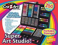Большой набор для рисования 250 предметов из США