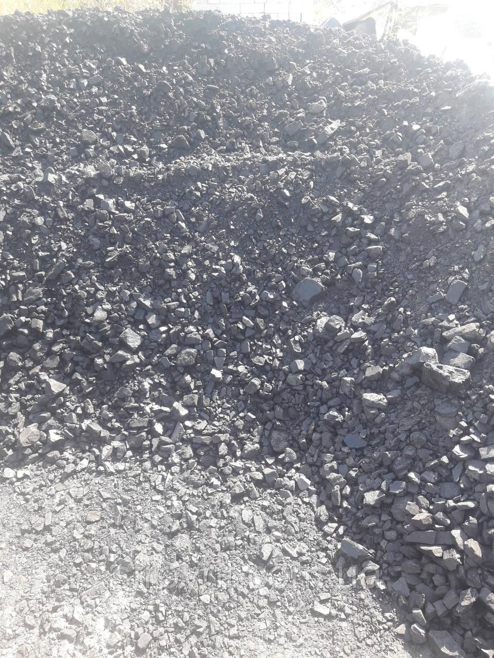 Уголь  Антрацит навалом