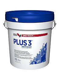 Шпаклевка Sheetrock Plus 3, 20кг, США