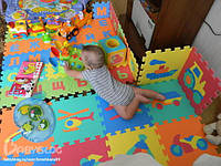 Игровые коврики пазлы – Мозаика