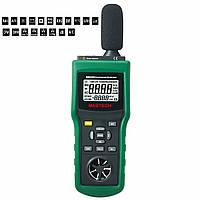 MS6300 Многофункциональный тестер окружающей среды Mastech