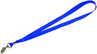 Шнурок с поворотным зажимом для бейджа