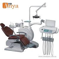 Стоматологическая установка AY-A4800 трехсекцеонное кресло, нижняя подача