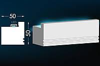 Карниз для скрытого освещения Тс-24