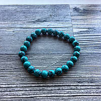 Браслет из натуральных камней turquoise