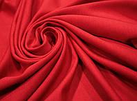 Футер двунитка красная (180 см)
