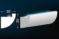 Карниз для скрытого освещения Тс-25