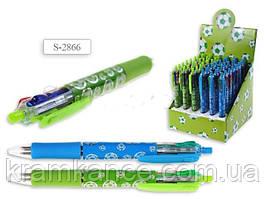 Ручки - автомат SCHREIBER S-2866 4 цвета