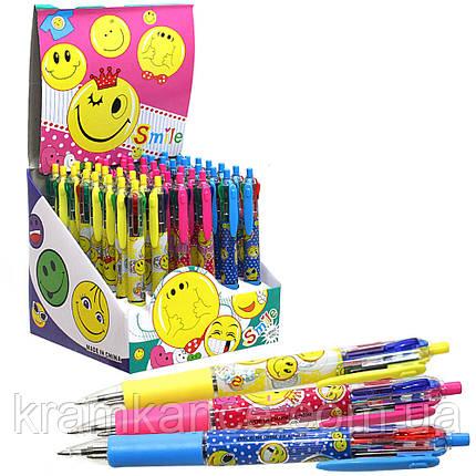 Ручки - автомат SCHREIBER S-2867 4 цвета, фото 2