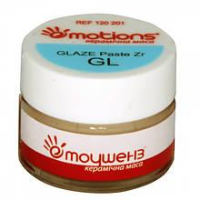Керамическая масса Emotions (Эмоушенз, Емоушен) zircon glaze paste, циркон глазурь, паста 5 гр.