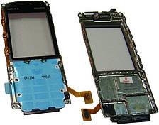 Клавиатурный модуль Nokia 5310 с рамкой orig