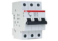 Автоматический выключатель ABB SH203-B 40A 6kA 3P