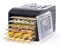 Дегидратор для сушки продуктов Hendi на 6 полок