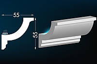Карниз для скрытого освещения Тс-37 (Т-344)