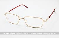 Компьютерные очки. Стеклянные линзы