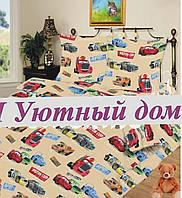 Подростковое и полуторное постельное бельё Детское МакКвин4